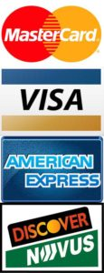 Credit Cards and insurance accepted by Dr. Taller Dental in Riverdale, NY